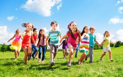 Przepis na aktywne wakacje dla najmłodszych