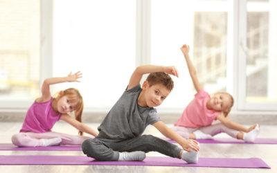 Aktywne ćwiczenia i zabawy dla dzieci