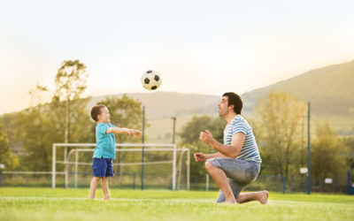 5 sposobów jak przekonać dziecko do aktywności